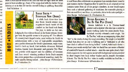Scene Magazine Die By The Pen review